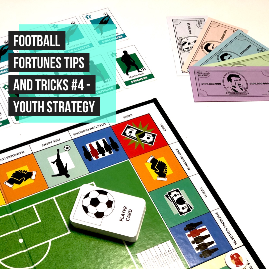 Football Fortunes Tips and Tricks #4 - Plan Your Youth Strategy