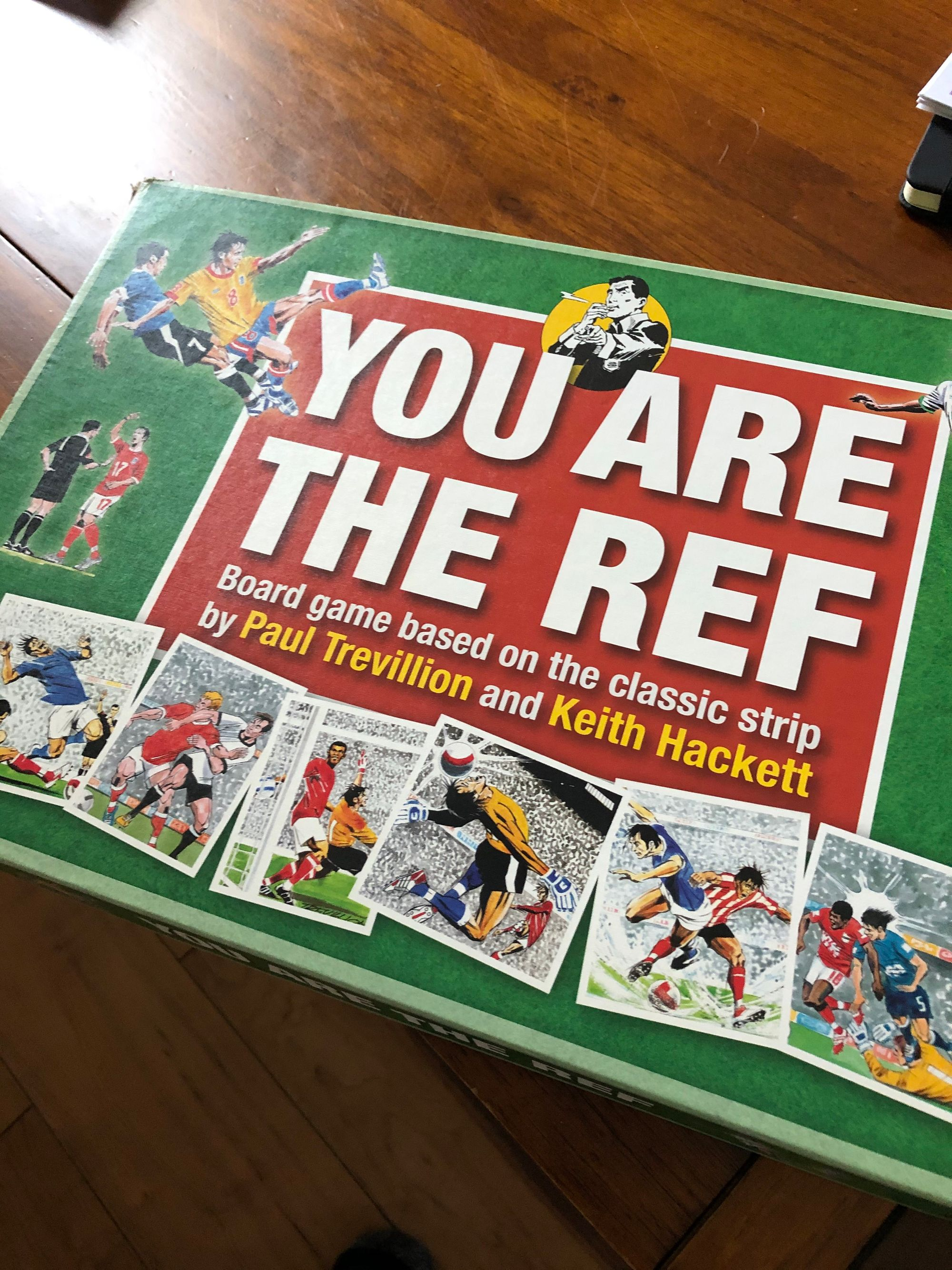 Away From Home - You Are The Ref by Scan Games