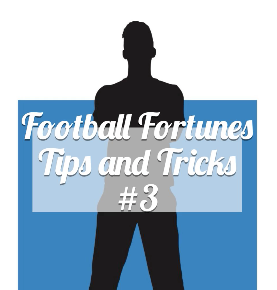 Football Fortunes Tips and Tricks #3 - The Coach