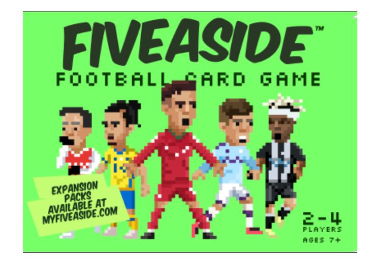 New Kickstarter Football Game Five A Side Launching in October!